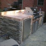 outdoor kitchen angle 1 150x150 - Outdoor Living & Patios