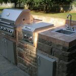 outdoor kitchen custom 1 150x150 - Outdoor Living & Patios
