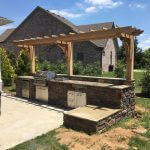 outdoor living bbq pergola 01 150x150 - Outdoor Living & Patios