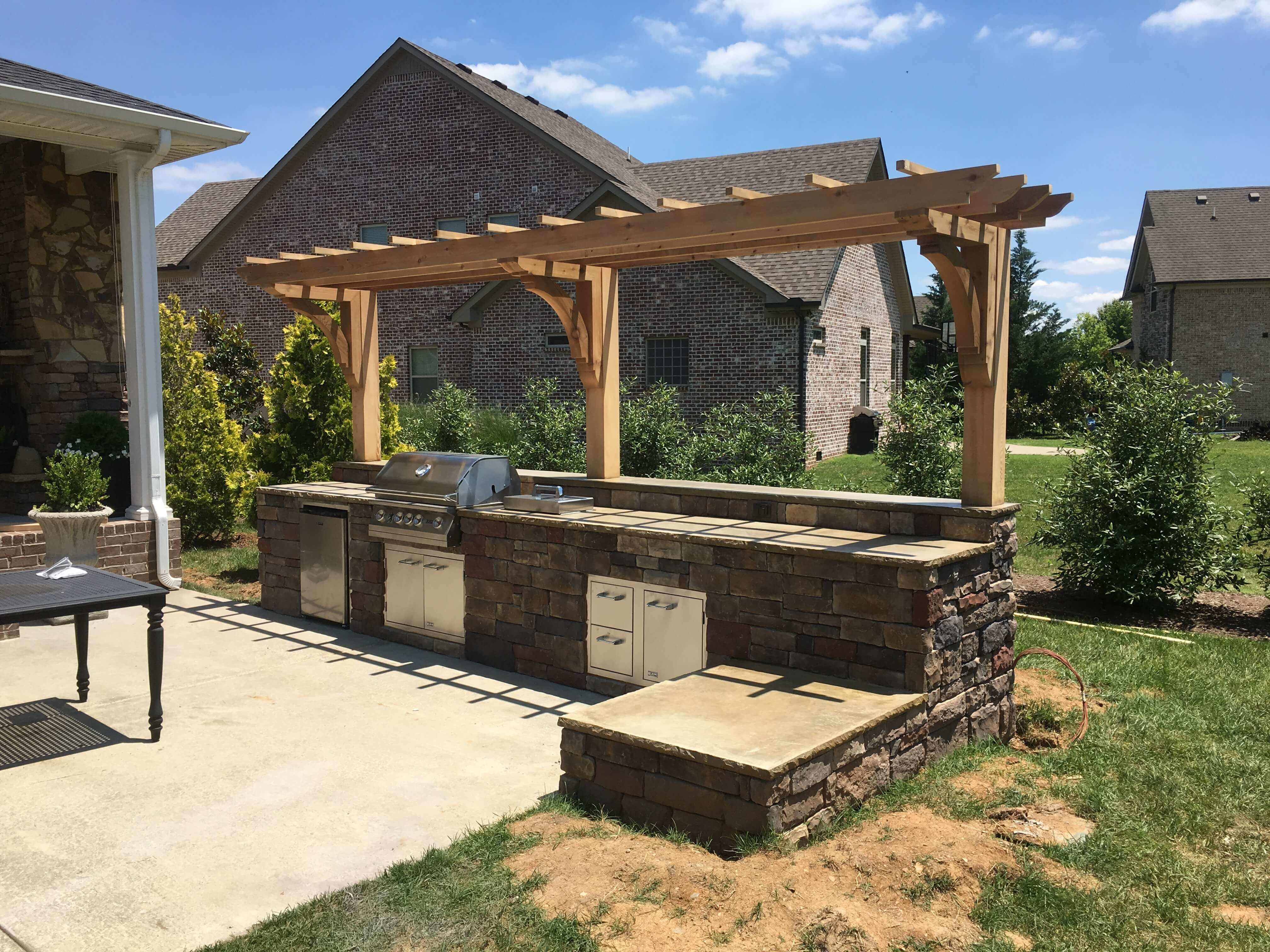 Outdoor Living / Patios - Morris Brothers Construction on Sparta Outdoor Living id=99022