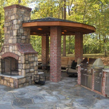 Outdoor Living & Patios