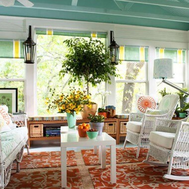 sunroom 380x380 - Sunrooms & Additions