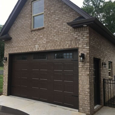 Morris Brothers Construction Detached Garage 2 380x380 - Garage with bonus room