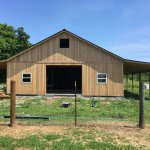 Morris Brothers Construction Horse Barn 1 150x150 - Barn