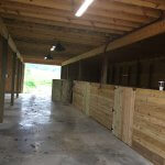 Morris Brothers Construction Horse Barn 4 150x150 - Barn