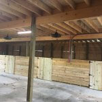 Morris Brothers Construction Horse Barn 6 150x150 - Barn
